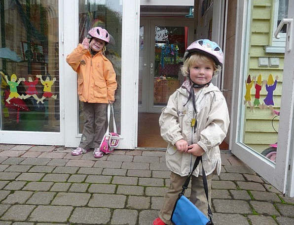 Kindergarten Playschool Broods Nursery Bag Childre