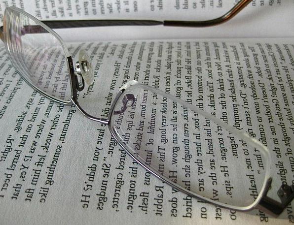 Reading Glasses Spectacles Read Recite Glasses Lea