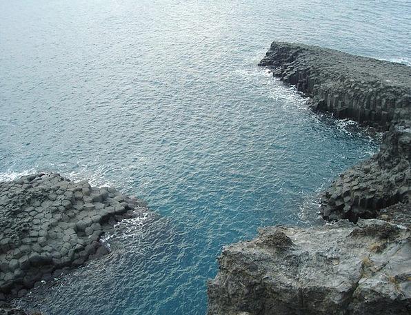 Korea Landscapes Nature Sea Marine Jeju Nature Cou