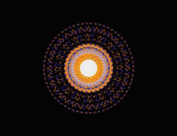 Mandala Explicit Circle Ring Graphic Pretty Shapes