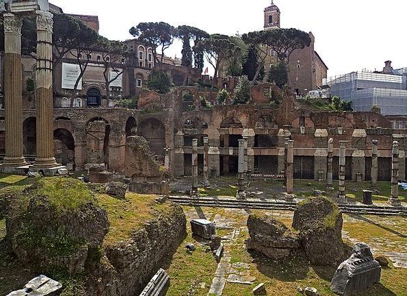 The Roman Forum Buildings Architecture Monuments M