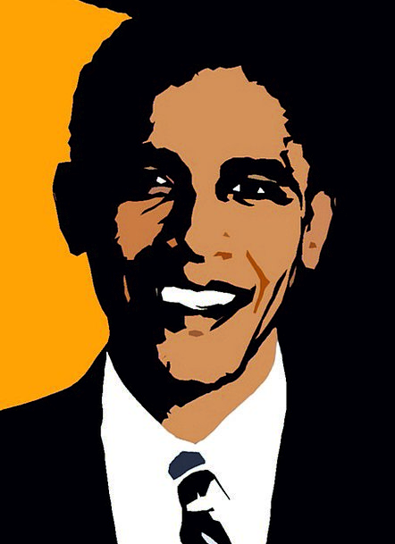 Barack Obama Leader United Joint President Electio
