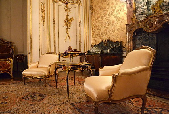 RPG OAB AD <33 Castle-Fortress-Baroque-Sanssouci-Room-Free-Image--6211