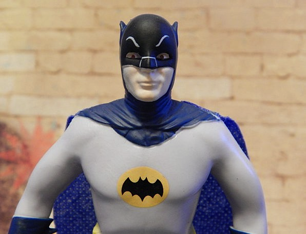 Batman Champion Toy Doll Superhero Cartoon Caped M