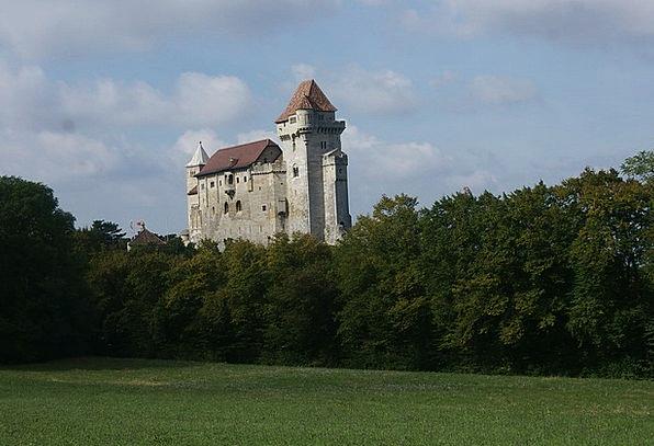 Liechtenstein Fortress Moravia Castle The Castle
