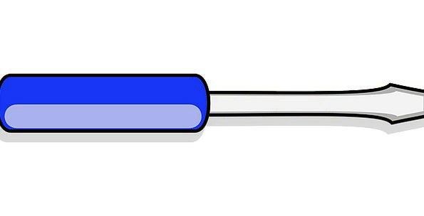 Screwdriver Instrument Repair Overhaul Tool Occupa