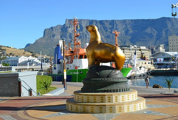 Cape Town Monuments Places V A Waterfront Table Mo