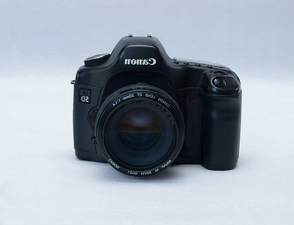Camera Canon Eos 5D Lens Electronic Products Photo