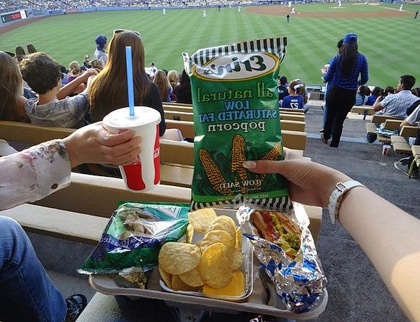 Dodgers Nonpayers Drink Food Food Nourishment Dodgers Stadium