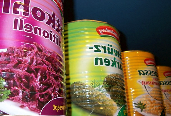 Pickles Plights Cans Dismisses Sauerkraut Canned F