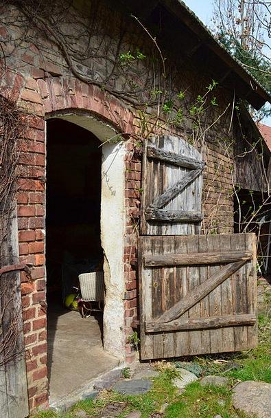 Stall Stand Village Community Barn Door Double Doo
