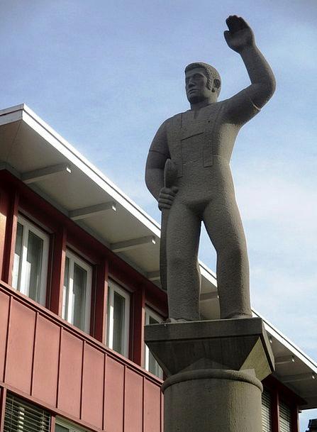 Monument Memorial Buildings Figurine Architecture