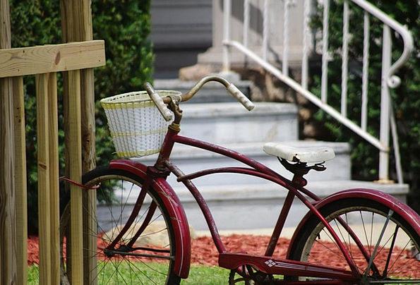 Porch Portico Bike Motorbike Bicycle Leisure Cycle
