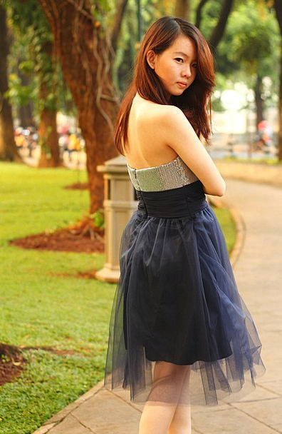 Prom Dress Fashion Clothing Beauty Fashion Style D