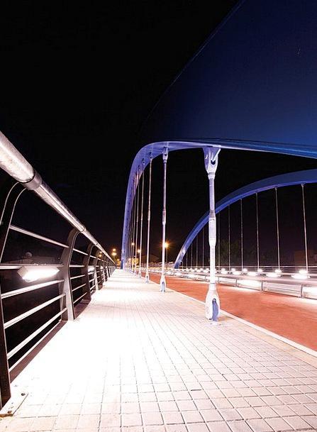 Torrent Gush Traffic Transportation Night Nightly