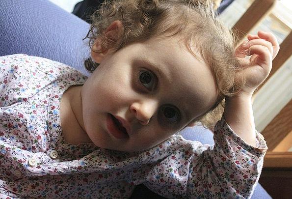 Girl Lassie Darling Cute Attractive Baby Innocence