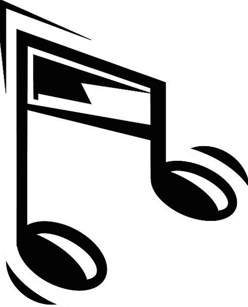 Music Melody Letter Musical Melodic Note Notes Min
