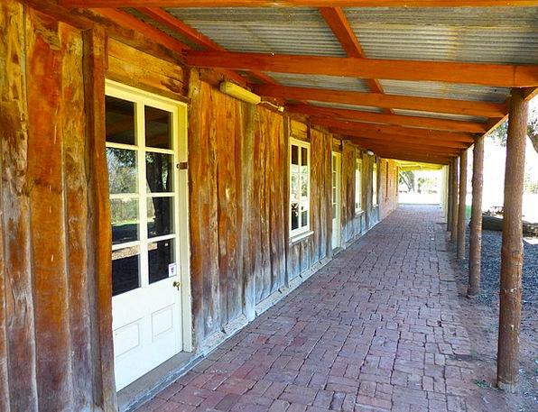 Verandah Porch Buildings Architecture Wooden Timbe