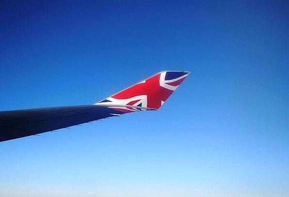 Wing Annex Jet Plane Boeing Holiday Break Sunny Su
