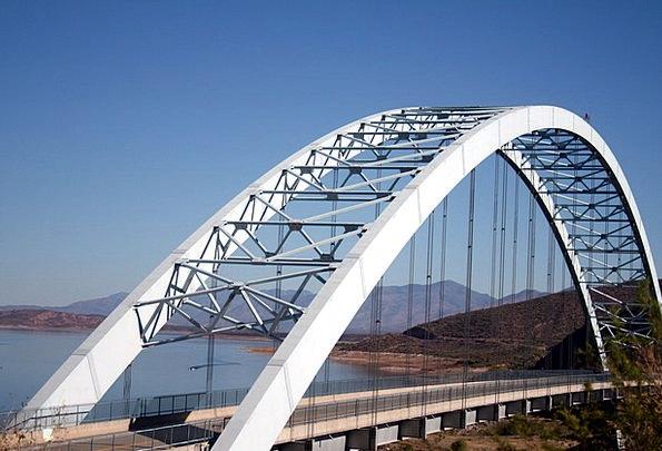 Bridge Bond River Stream Tennessee Water Aquatic S