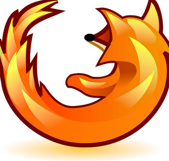 Fire Passion Deceive Browser Fox Apps Sign Symbol