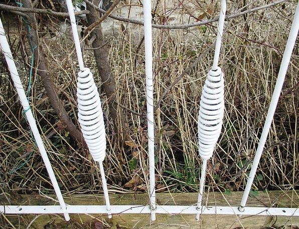 Garden Hag Ornament Decoration Iron Rods 28 08 200