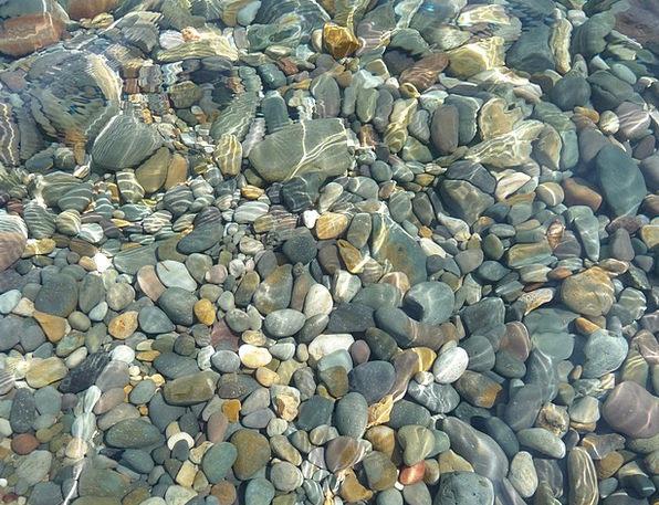Pebbles Gravels Vacation Pillars Travel Gravel Gri