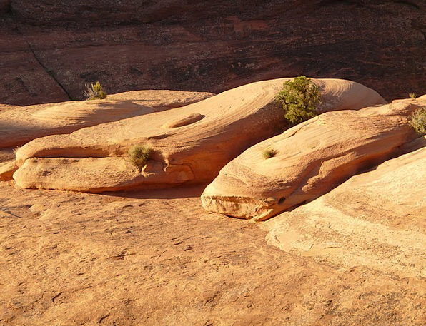 Arches National Park Utah Usa Moab Erosion Corrosi