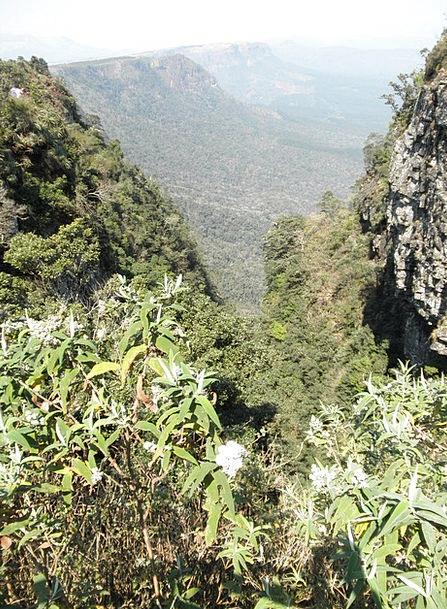 Gods Window Landscapes Nature Mesas Plateaus South