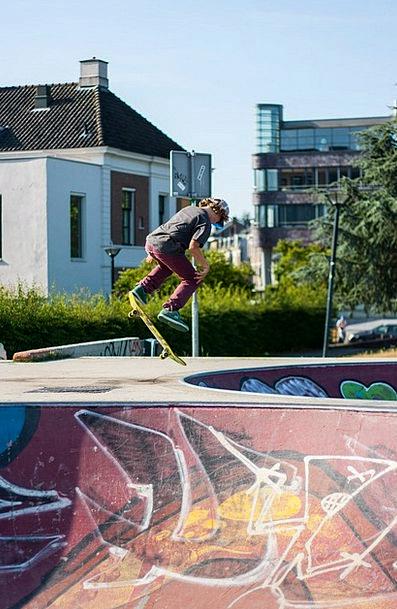 Urban City Skate Utrecht Skate Park Skateboard You