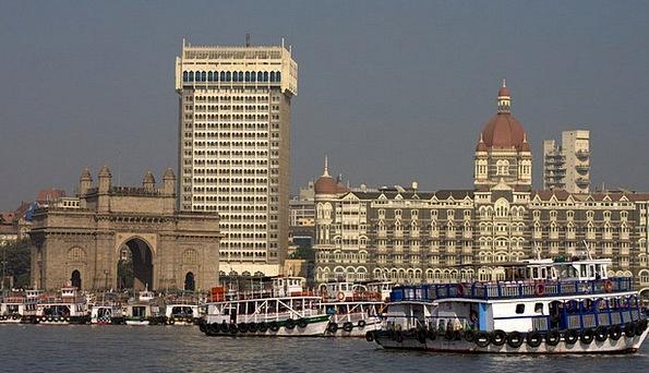 Bombay Vacation Travel Gateway Of India Mumbai Ind