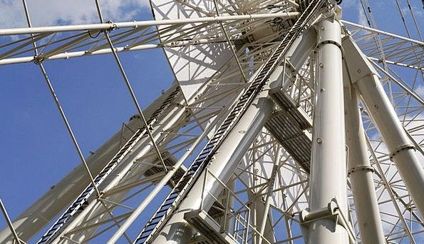 Budapest Works Everything Giant Ferris Wheel
