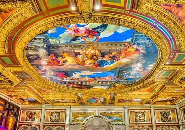 Venetian Buildings Maximum Architecture Las Vegas