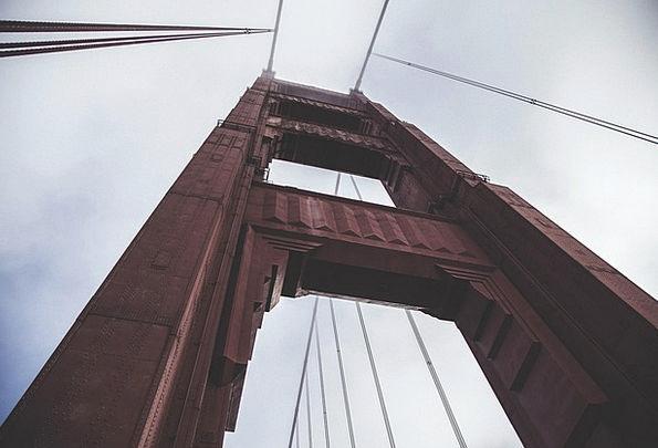 Golden Gate Bridge Monuments Places Bridge Bond Go
