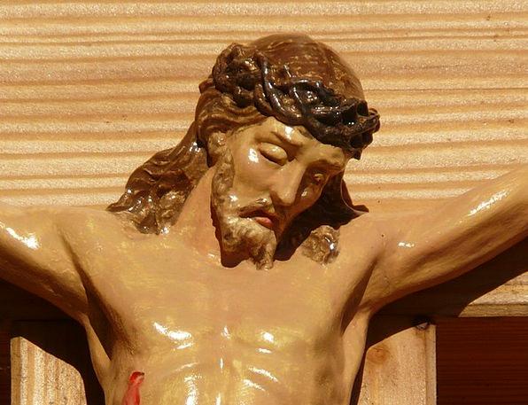 Jesus Cross Irritated Christi Holy Wooden Cross Ch