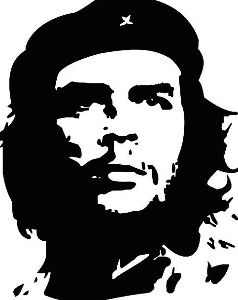 Che Argentine Guevara Free Vector Graphics Communi