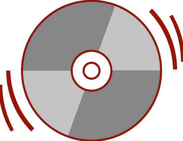 Cd Compact Dense Dvd Burn Disc Backup Cd-Rom Copy