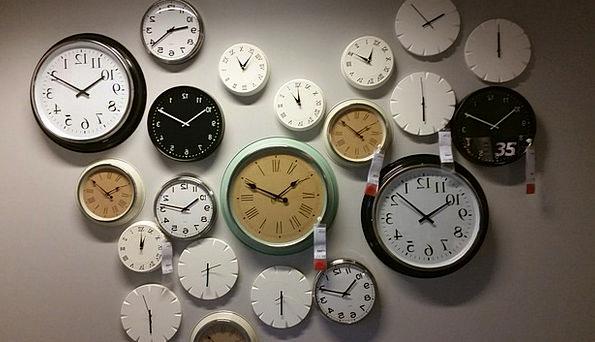 Wall Clocks Period Clock Timepiece Time Timing Jud