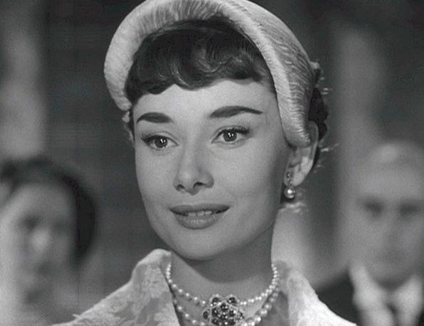 Audrey Hepburn Performer Scene Act Actress Theater