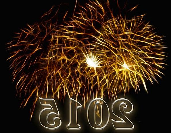 Fireworks Rockets Excellent Shower Of Sparks Golde