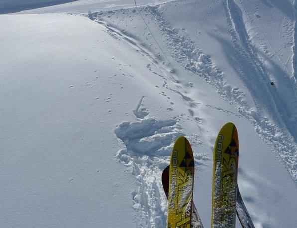Ski Season Skiing Winter Alpine Mountainous Mounta