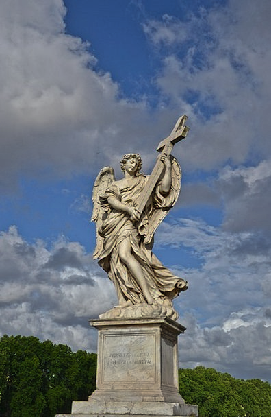 Statue Figurine Sculpture Rome Italy
