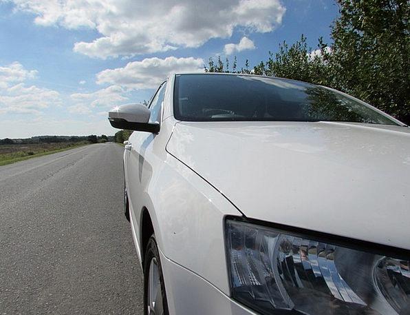Skoda Traffic Car Transportation Spotlight Attenti