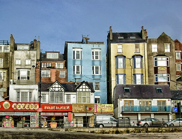 Scarborough Buildings Architecture United Kingdom