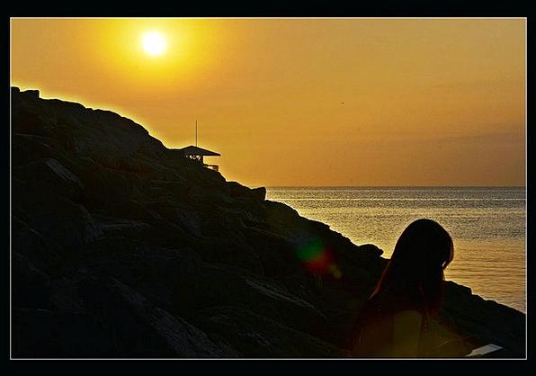 Sharq Landscapes Nature Sunrise Dawn Kuwait Scenic