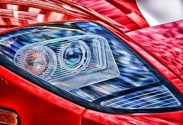 Sports Car Car Traffic Transportation Automobile A