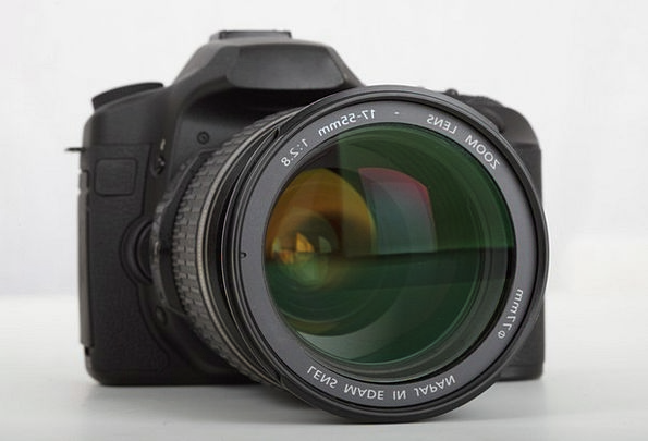 Black Dark Form Camera Body Photo Canon Standard L