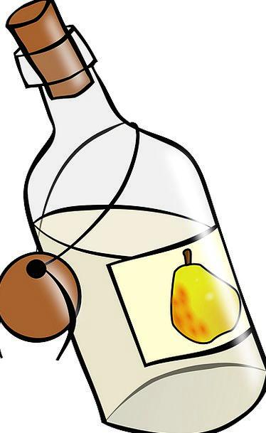 Bottle Flask Liquor Cork Stopper Alcohol Stored St