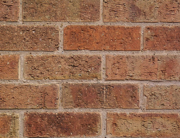 Brick Wall Textures Firm Backgrounds Construction