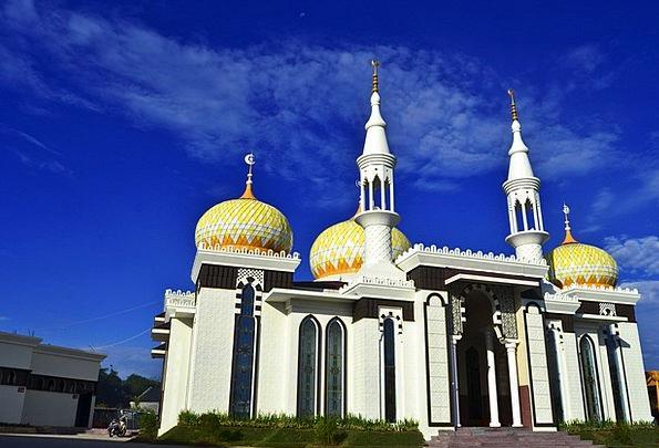 Mosque Buildings Architecture Architecture Buildin